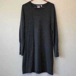 Merino Wool Sweater Dress by Isis for Women